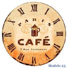 Coffee:  Paris #Café.