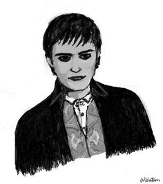 Dark Shadows, Johnny Depp