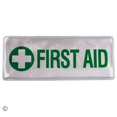 Niton999 FIRST AID badges with cross Essential First Aid Kit, Security Equipment, Tactical Gear, Hand Sanitizer, Badges, Police, Coding, Tools, Instruments