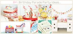Dick and Jane Party | Kara's Party Ideas