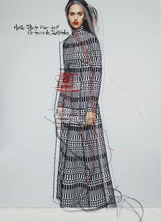 axxs7 Tush Magazine S/S 2014 | Dalianah Arekion ,Stephanie Rad + More by Armin Morbach