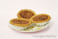 Quick & easy butter tarts (like mini pecan pies)