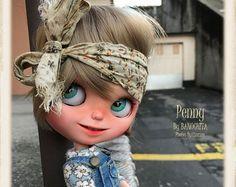 PENNY Ooak Custom Blythe Doll by ByAlsw on Etsy