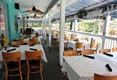 Fine food and fine dining at Sunshine Seafood Cafe, Captiva Island restaurant.