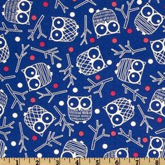Hot House Owls and Twings Blue