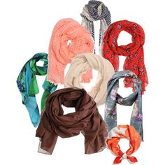 already excited for fall/winter....LOVE scarves