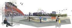 Galería de Segundo Lugar Concurso De Ideas Para La Integración Urbana Del Río Guadalmedina - 8