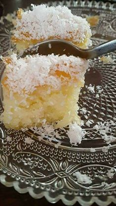 Sweets Recipes, Cake Recipes, Desserts, Greek Cake, Greek Sweets, Vegan Baking, Confectionery, How To Make Cake, Vanilla Cake