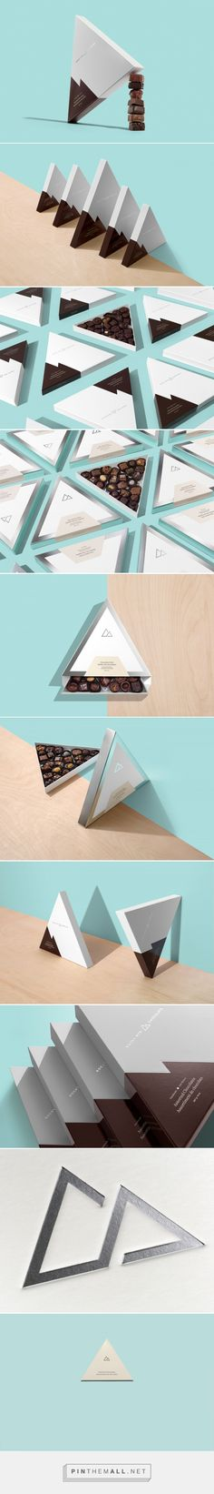 Rocky Mtn Chocolate Rebrand, design by Wedge & Lever