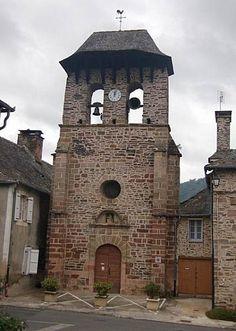 La Chapelle du Saillant, Correze, France