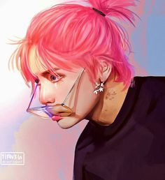 𝔗𝔞𝔢𝔥𝔶𝔲𝔫𝔤 December 19 2019 at Taehyung Fanart, V Taehyung, Kpop Drawings, Bts Chibi, Kpop Fanart, I Love Bts, Bts Group, Anime Art Girl, Bts Pictures