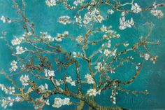 Almond Blossom Poster by Vincent van Gogh at AllPosters.com