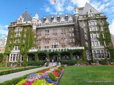 Felipe, o pequeno viajante: Victoria, em Vancouver Island, Canadá - roteiro de 2 dias com dicas de onde passear, comer, pernoitar e estacionar (diário de bordo)