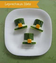 Patrick's Day Food Crafts and Recipes 30 St. Patrick's Day Food Crafts and Recipes 30 St - St Patrick Day Snacks, St Patricks Day Food, Saint Patricks, Edible Crafts, Food Crafts, Kids Crafts, St Patrick's Day Appetizers, Chicken Appetizers, Appetizer Recipes