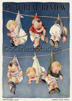 September 1920... Иллюстрации и открытки Charles Twelvetrees (1888 – 1948) (161 работ)