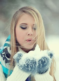portraits in snow - Google Search