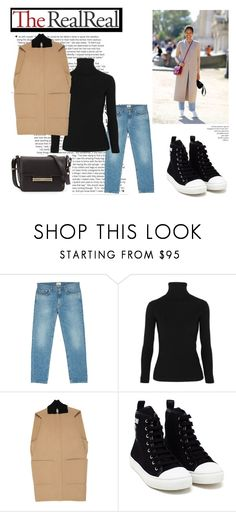 """Fall Style With The RealReal: Contest Entry"" by katsin90 ❤ liked on Polyvore featuring Acne Studios, Balenciaga, Moschino and Jason Wu"