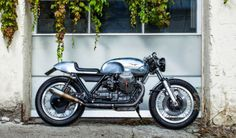 ...-Moto Guzzi 850 Cafe Racer Monkee #31 by Wrenchmonkees