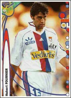 Hubert Fournier of Lyon in 1999.