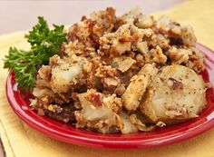 Best Hot German Potato Salad