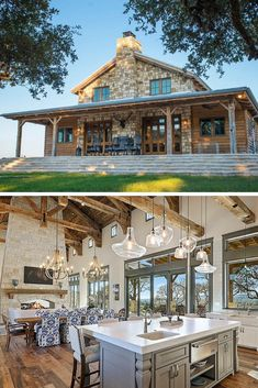 Greatest Barndominiums You Have To See – House Topics Have you heard about Barndoniums? It's kinda new house type that was invented from barn house. Check amazing barndonium designs now! Metal Building Homes, Building A House, Style At Home, Pole Barn Homes, Metal Barn Homes, House Of Beauty, Metal Buildings, Types Of Houses, Home Fashion