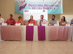 Vargas Landeros celebra Sesión Ordinaria en temas de género