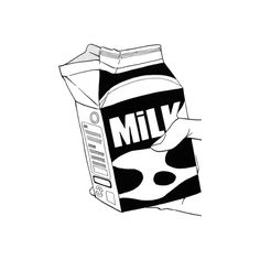 transparent edits done by senpai, transparenthime: MILK ❤ liked on Polyvore featuring fillers