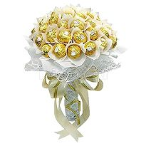 Wedding candy bouquet #wedding #candy