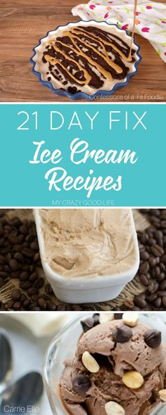 21 Day Fix ice cream