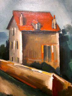 Maurice de Vlaminck 1876-1958 | pintor fauvista francés