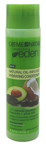 Creme Of Nature Eden Conditioning Treatment 10oz 2 Pack ** Find out more about the great product at the image link.