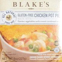 blake gluten free pot pie