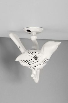 Bird Smoke Detector. So much nicer than your standard smoke detector. But the website says they arent available anymore :(