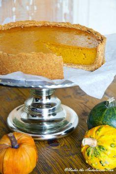 Andalusian auringossa - matka-, viini- ja ruokablogi: Kiitollinen kurpitsapiirakka