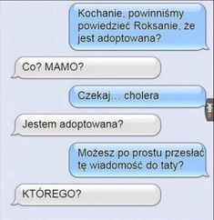 Memy z głębi internetu. druga część! #8 w losowo ~24.06.2017 #3 w l… #losowo # Losowo # amreading # books # wattpad Funny Sms, 9gag Funny, Funny Text Messages, Haha Funny, Funny Texts, Funny Stuff, Funny Friday Memes, Monday Memes, Friday Humor
