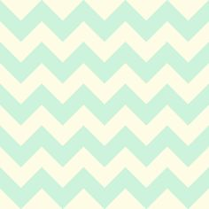 minty chevron tiled background made by me, free to use :)