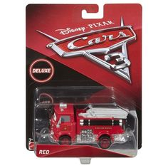 Disney Cars 3 Diecast Oversized Deluxe Red