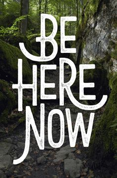 Be Here Now | Damian King