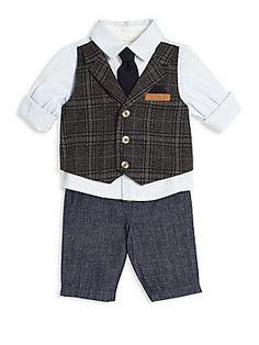 Miniclasix Baby's Shirt and Pants Set