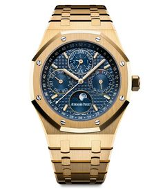 Audemars Piguet gets retro with its new Royal Oak Yellow Gold watches Audemars Piguet Price, Audemars Piguet Diver, Audemars Piguet Watches, Audemars Piguet Royal Oak, Best Watches For Men, Luxury Watches For Men, Cool Watches, Men's Watches, Mens Watch Brands