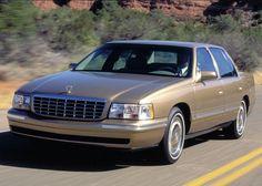 Cadillac DeVille 1997 99