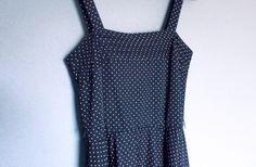 Bon Voyage Dress (detail) - Subtle bust pleating
