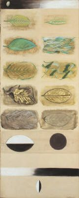 Life Cycle of a Leaf - Morris Graves Painter Artist, Crop Circles, Art Database, Modern Artists, Life Cycles, Cool Artwork, Abstract Expressionism, Art History, Art Projects