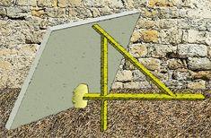 piège à rat à faire soi-même pour un poulailler Les Rats, Ladder, Important, Bio, Gardens, Potager Garden, Rat Traps, Small Chicken Coops, Garden Landscaping