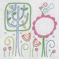 """""""United Stitches - 08"""" designed by Rosalie Dekker for Rosalie Dekkar Designs."""