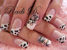 nails with cows