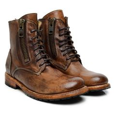 This boot is the perfect example of tough get it done attitude meets style. LACE UP TACTIC BOOT with two side zips for easy on and off