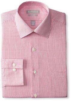 Van Heusen Men's Fitted Dress Shirt « Clothing Impulse