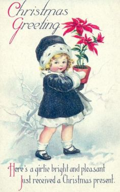This is a collection of vintage Christmas images and art from my vintage paper collection. These are delightful and old fashioned images taken mostly from an antique postcard collection left to me by my great uncle. Vintage Christmas Images, Old Christmas, Christmas Gift Tags, Christmas Greetings, Christmas Postcards, Christmas Girls, Vintage Holiday, Christmas Ideas, Christmas Crafts