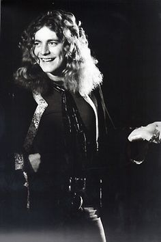 Robert Plant - what a great picture!
